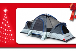 Give a Christmas Tent!