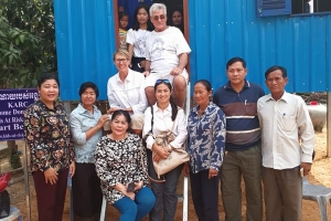 2 Homes in Kandal Province