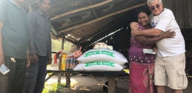Takeo Family Prepares for New Home